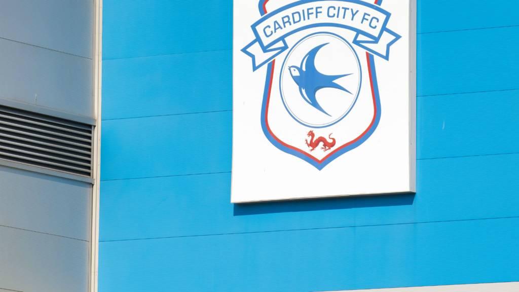 Outside Cardiff City Stadium