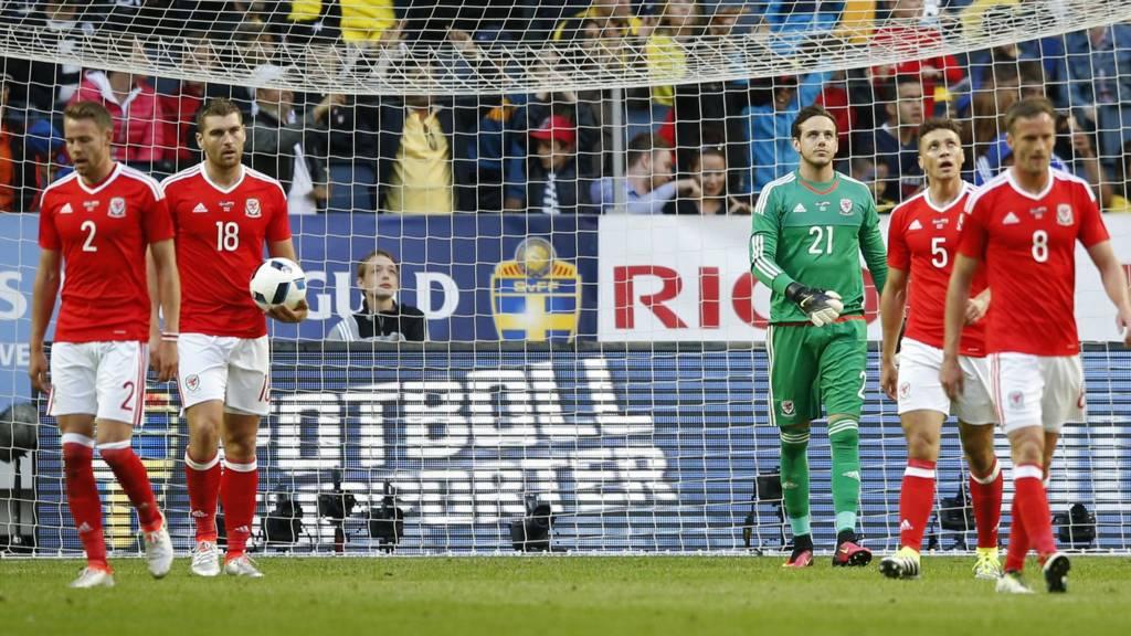 Sweden v Wales