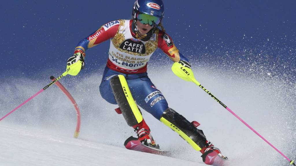 Mikaela Shiffrin of USA