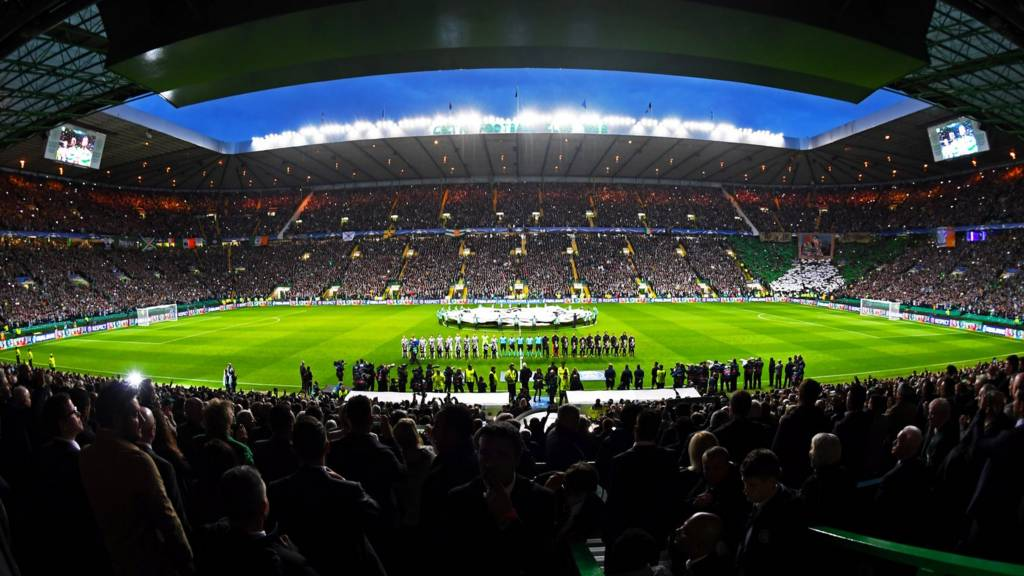 Celtic 0-5 PSG as it happened - Live - BBC Sport