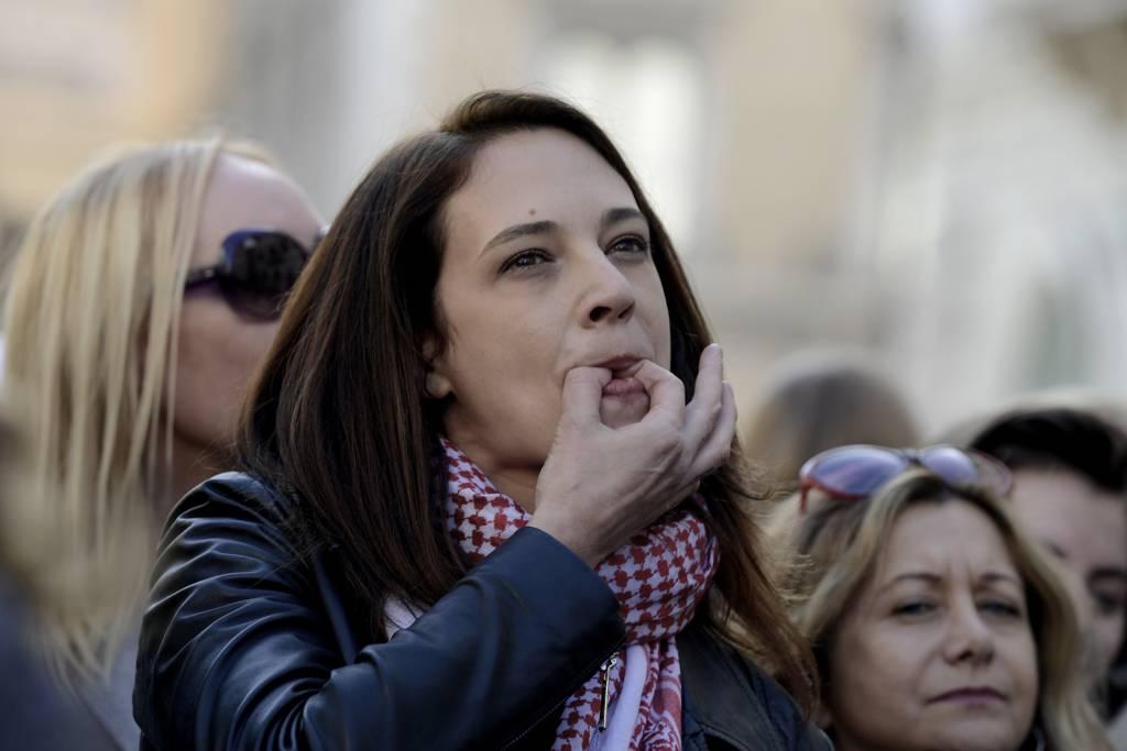 ممثلة إيطالية متهمة باغتصاب ممثل