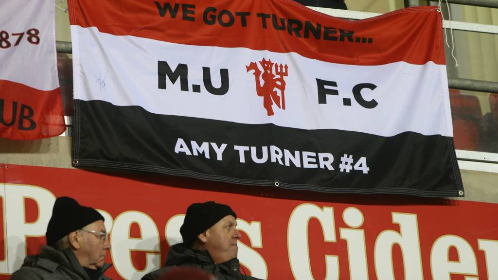 Amy Turner flag
