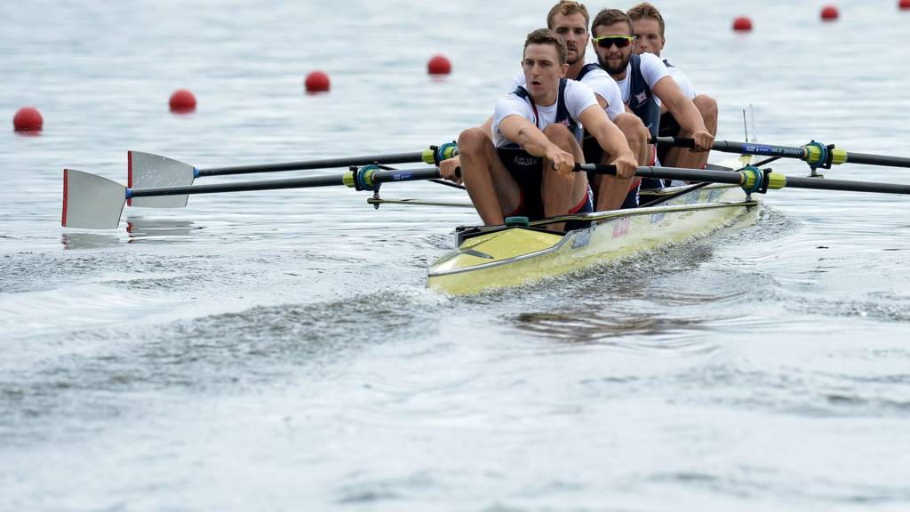 Great Britain's men's four