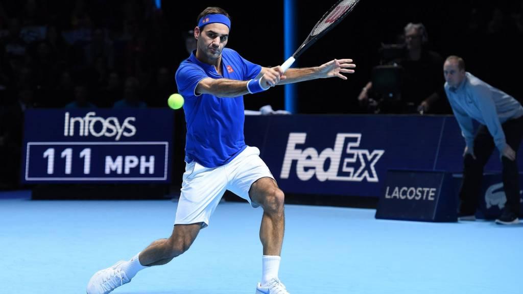 Roger Federer HERO
