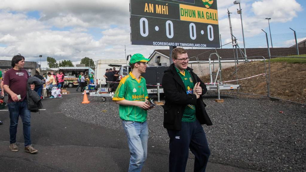 Meath v Donegal