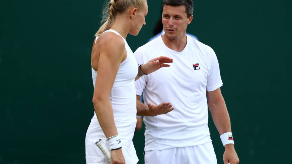 Ken Skupski and Jocelyn Rae