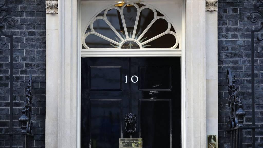 مقر نخست وزیری بریتانیا