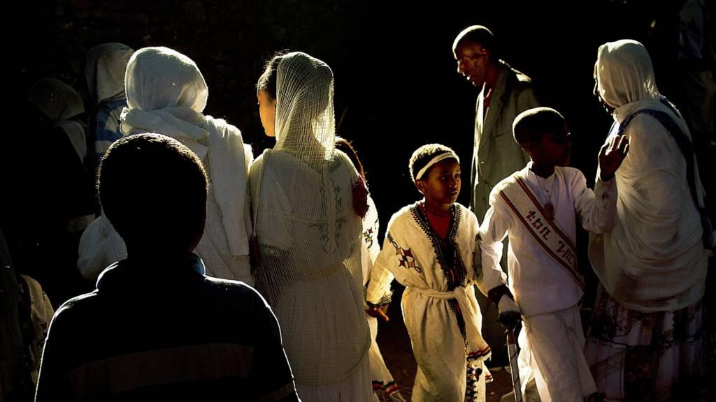 Ethiopia festival