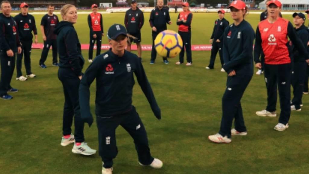 England women ahead of T20 against West Indies