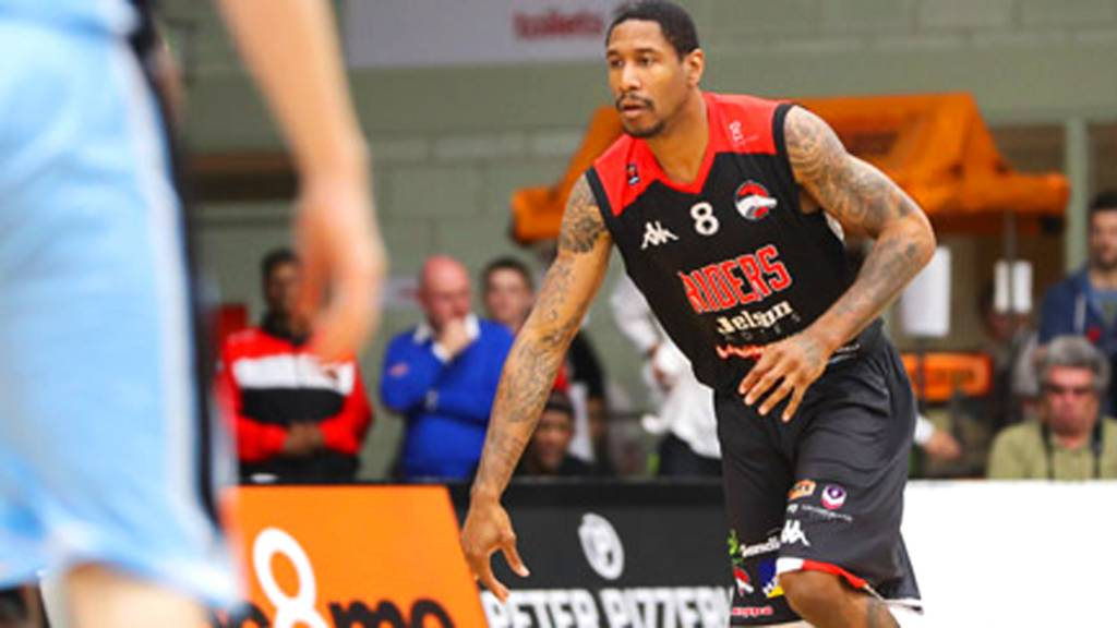 Andrew Sullivan of the Leicester Riders