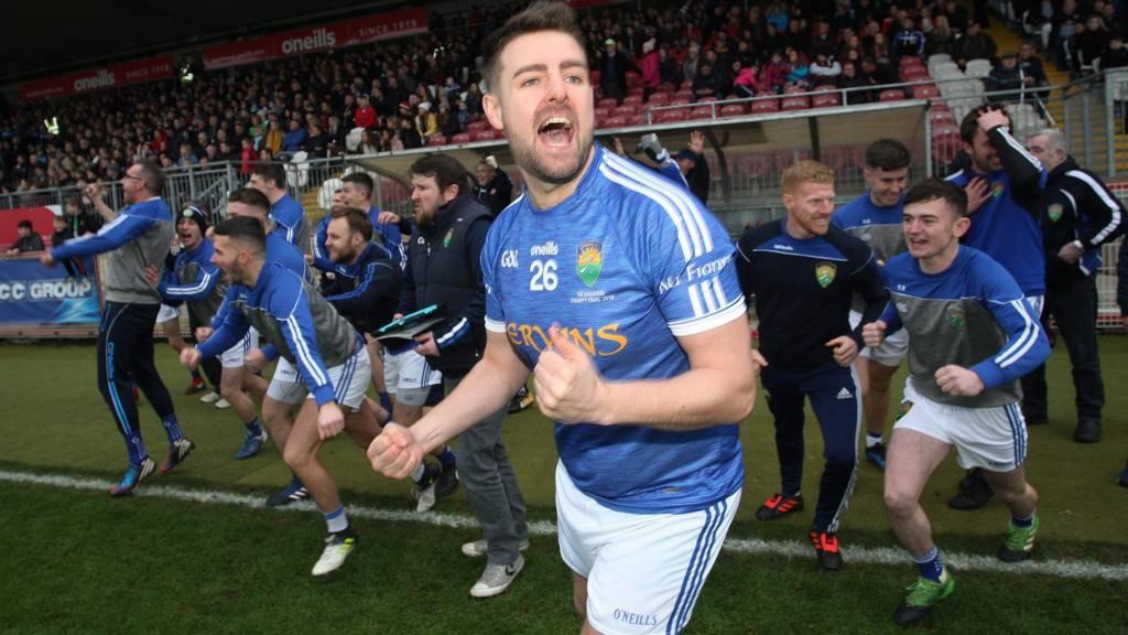 Kevin Corr of Coalisland