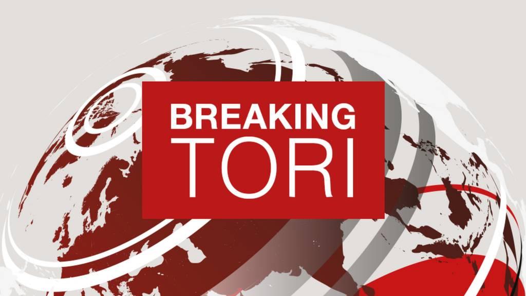 Breaking Tori graphic