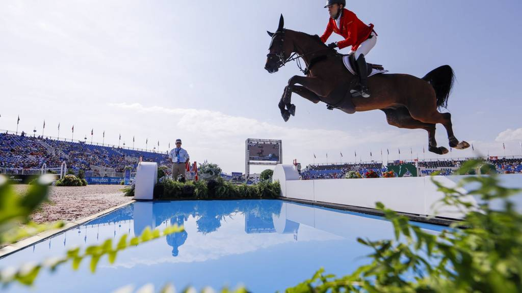 World Equestrian Games 2020.Catch Up World Equestrian Games Show Jumping Bbc Sport