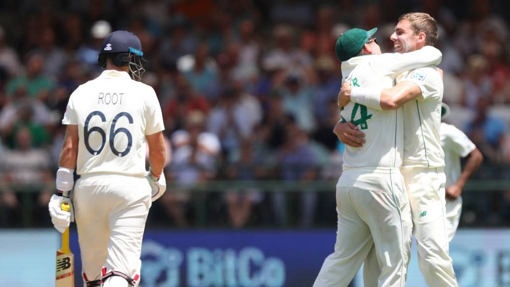 South Africa V England Latest Second Test Day One Live Bbc Sport