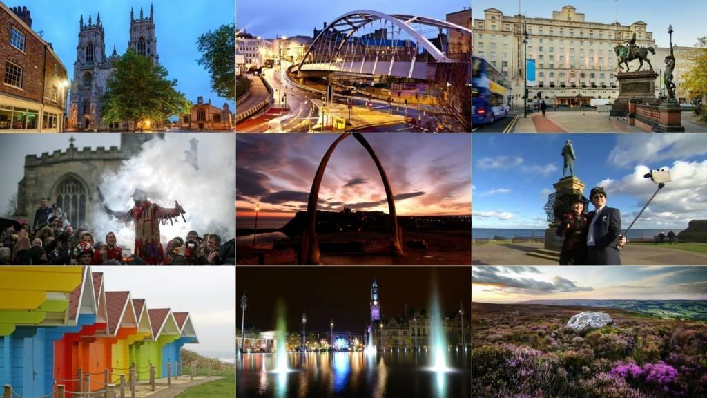 Yorkshire montage