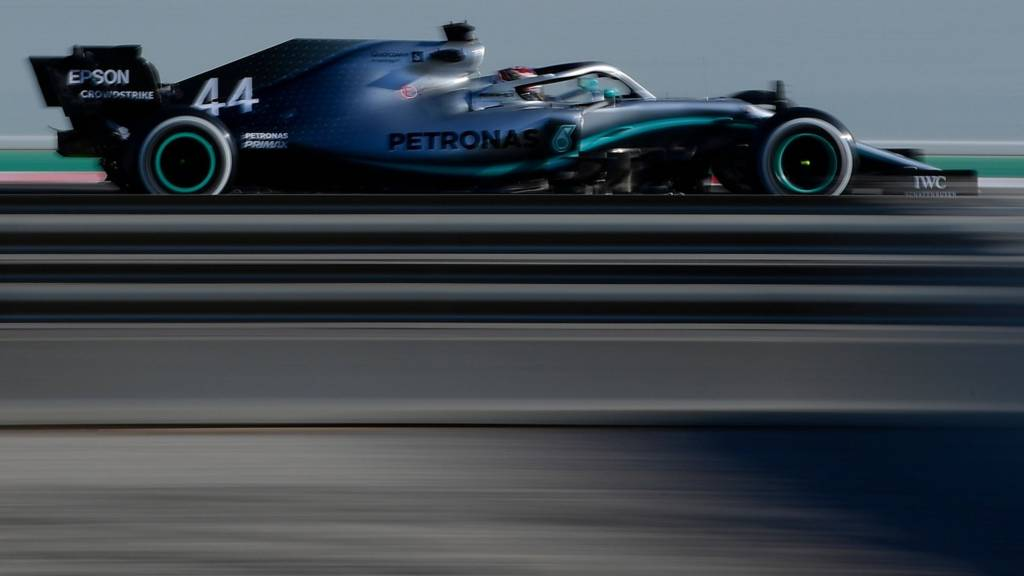 5025160b7 Formula 1 testing 2019: Day one of pre-season testing at the Circuit ...