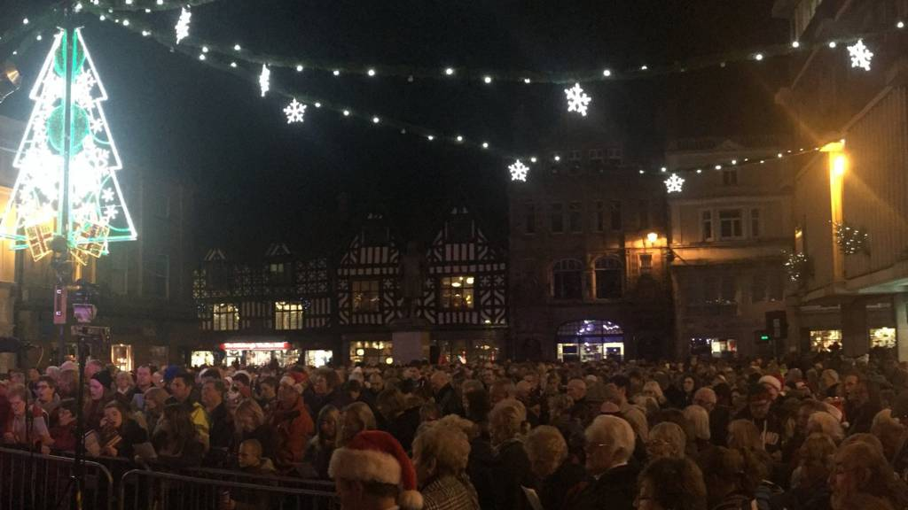 Carols in the Square