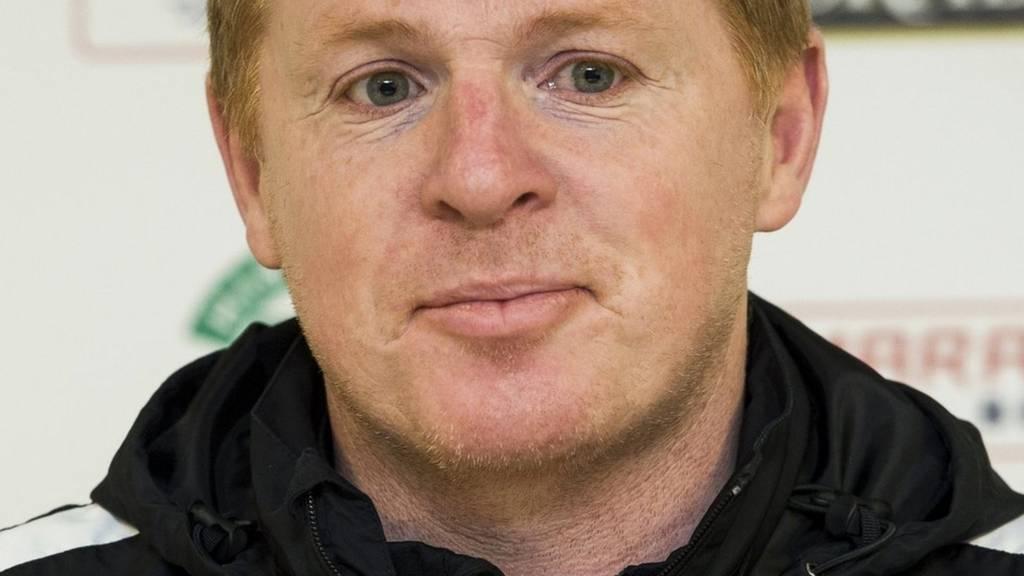 Hibernian boss Neil Lennon