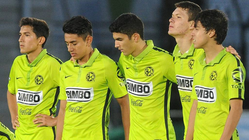 Mexican outfit Club America are regular visitors to Super Cup NI
