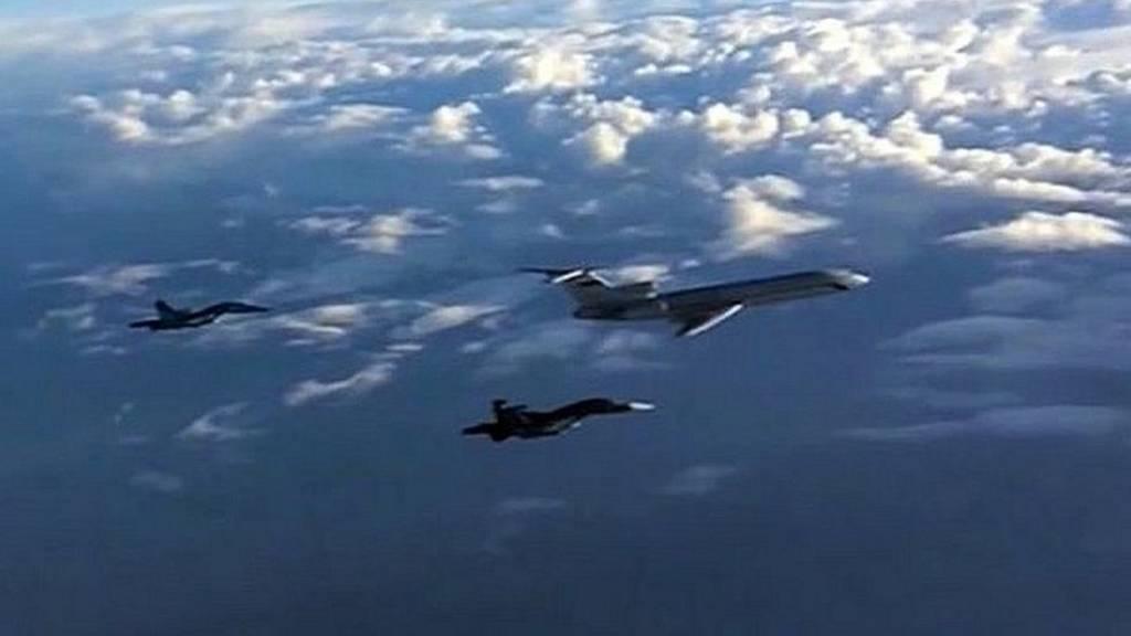 Военный Ту-154