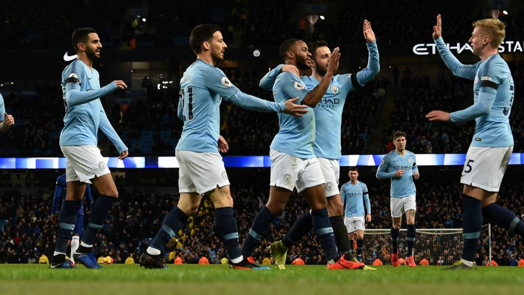 Tottenham Hotspur V Leicester City Manchester City V Chelsea Live