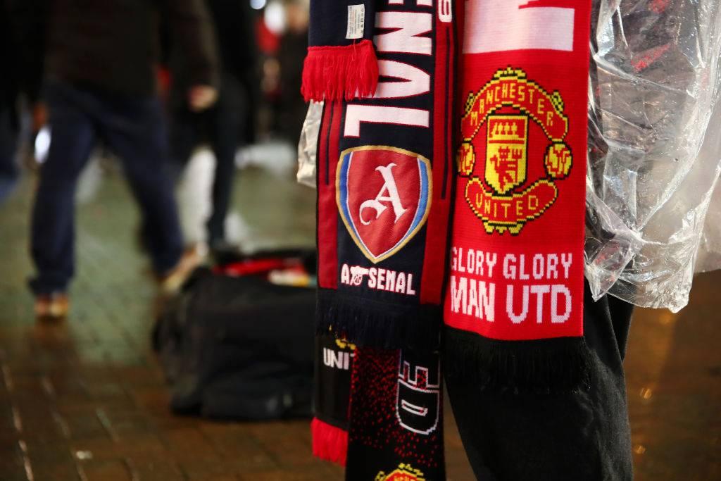 Man U Arsenal