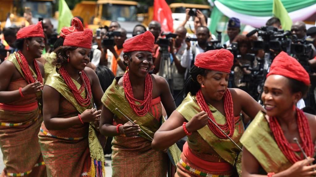 cultural troupe in Nigeria
