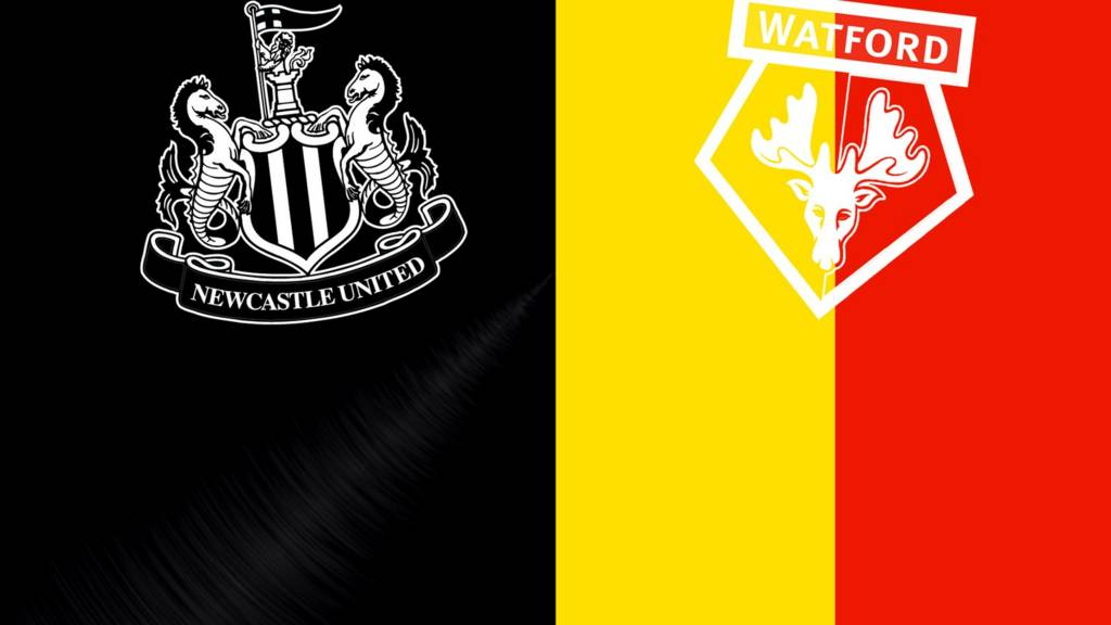 Newcastle v Watford