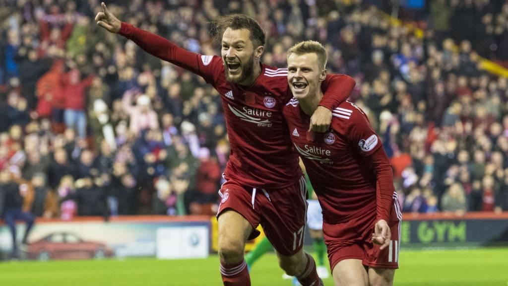 Aberdeen v Hibs