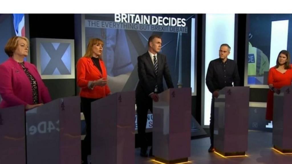 Channel 4 debate