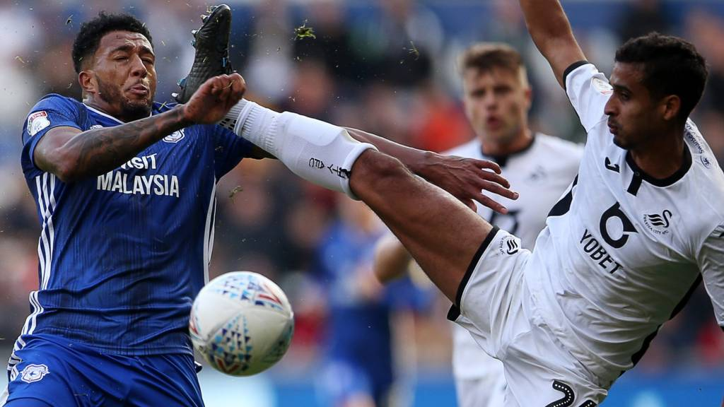Cardiff City v Swansea City