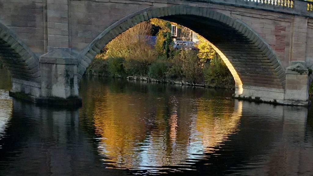 Bewdley bridge