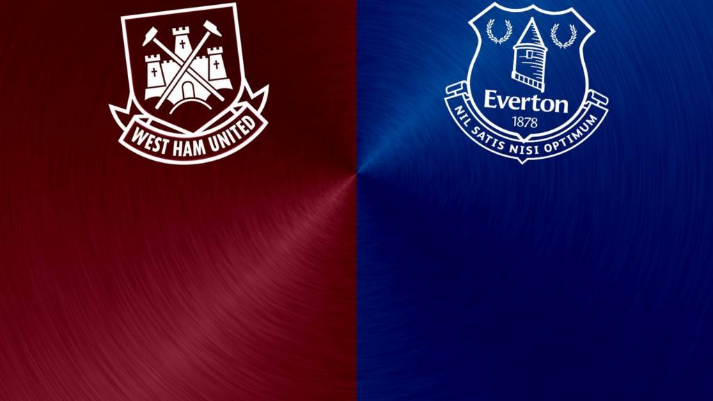 West Ham United v Everton