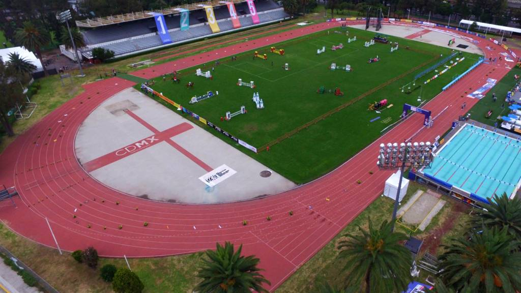 Modern Penathlon Stadium - Mexico