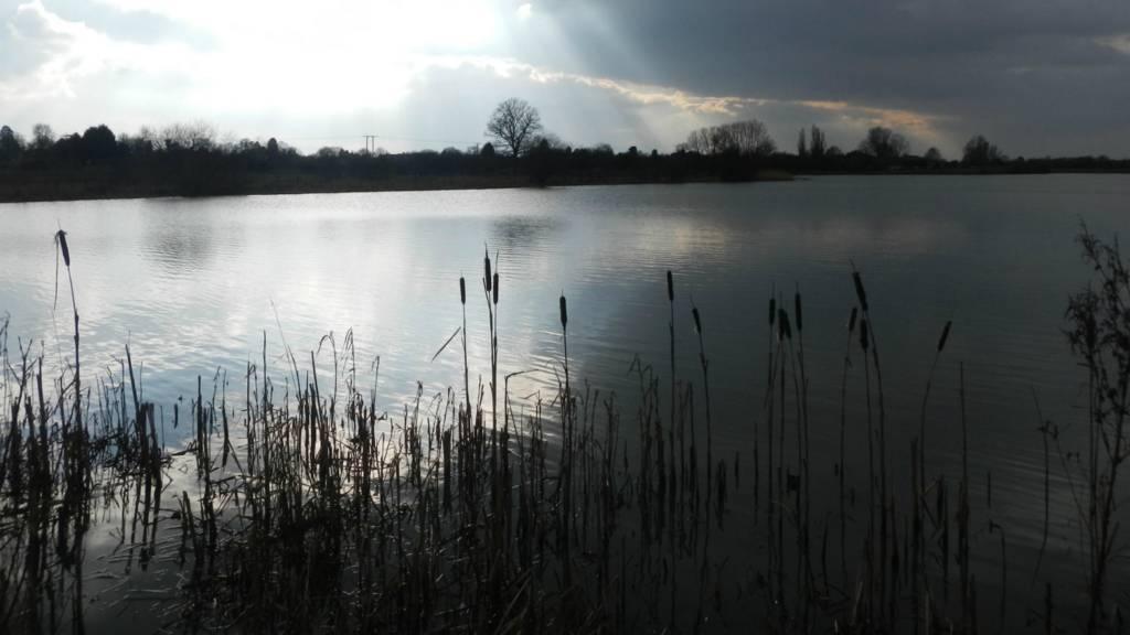 Lake at Brampton