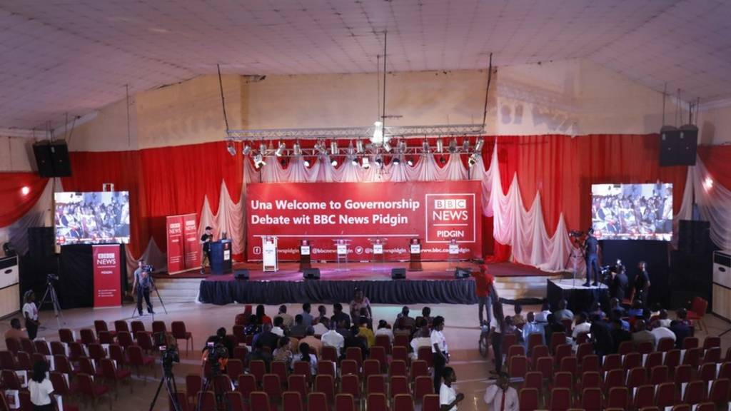 BBC Governorship Debate for Delta State