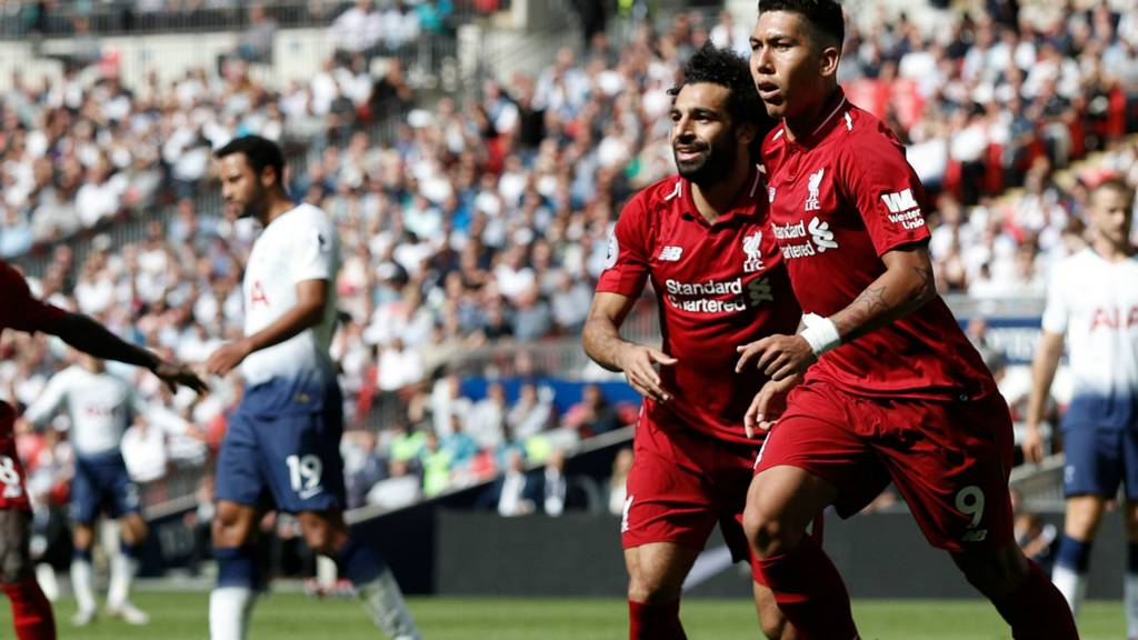 Tottenham 1-2 Liverpool - Reds hold on after late Lamela strike. 15 Sep  201815 ... df1912442