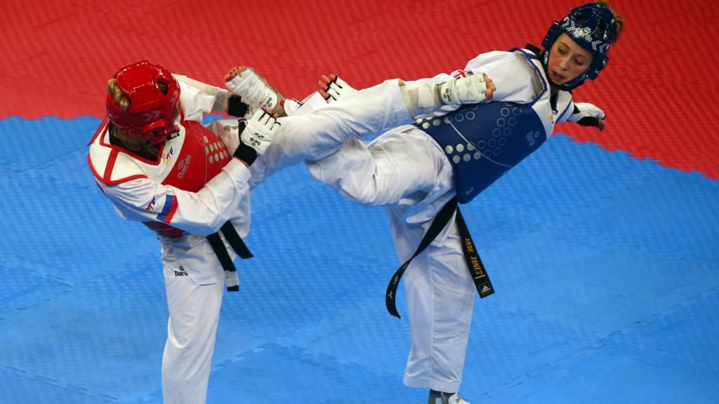 a5725637926e4 Watch: Taekwondo World Championships - GB's Jade Jones wins first world  title