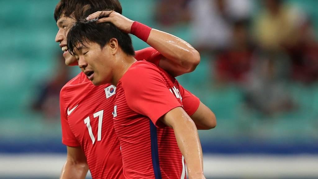 Fiji 0-8 South Korea