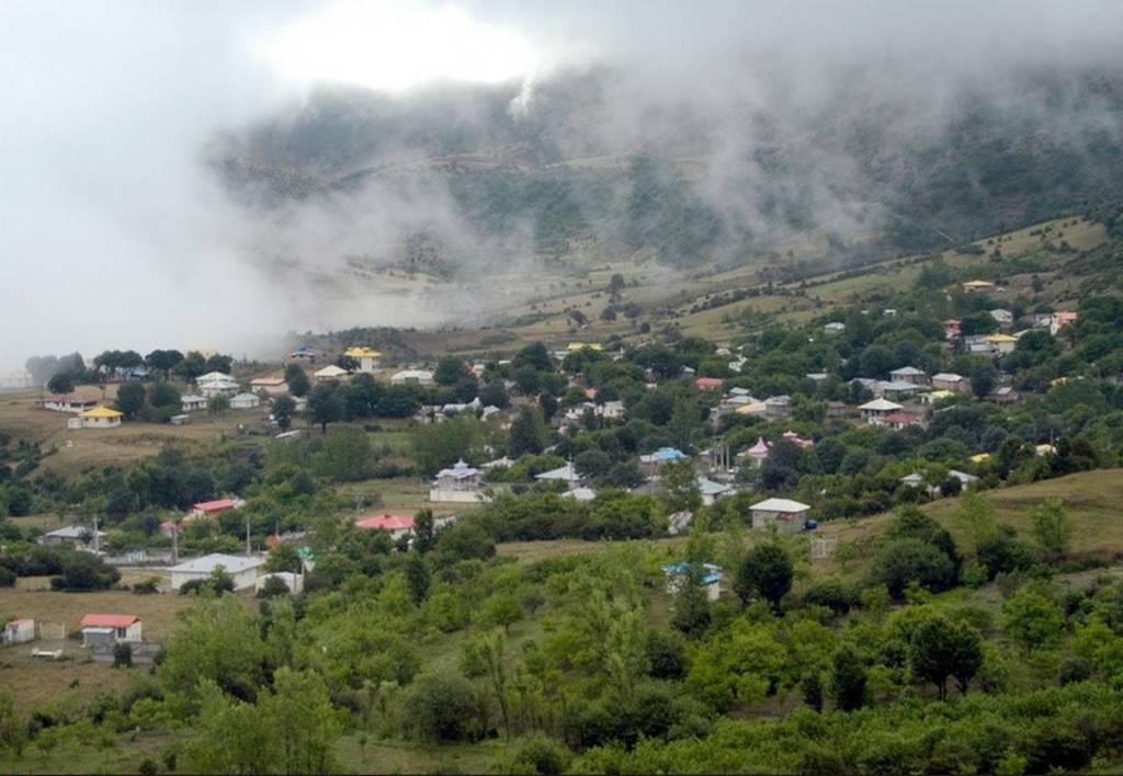 منظره رودبار گیلان