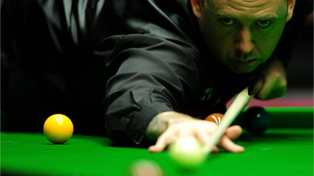 bbc sport snooker latest