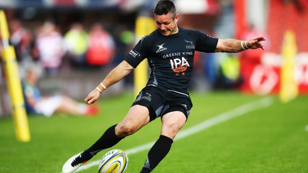Newcastle's Mark Delany