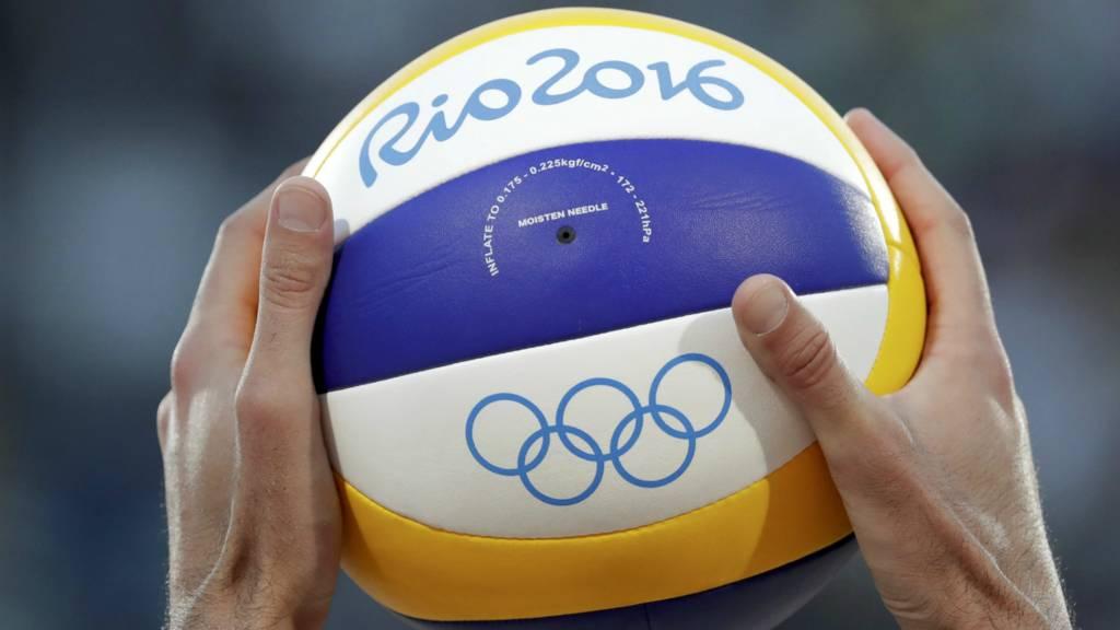 Volleyball at Rio 2016
