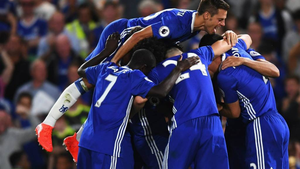 Tokeo la picha la Chelsea Beat West Ham Utd- sky sports