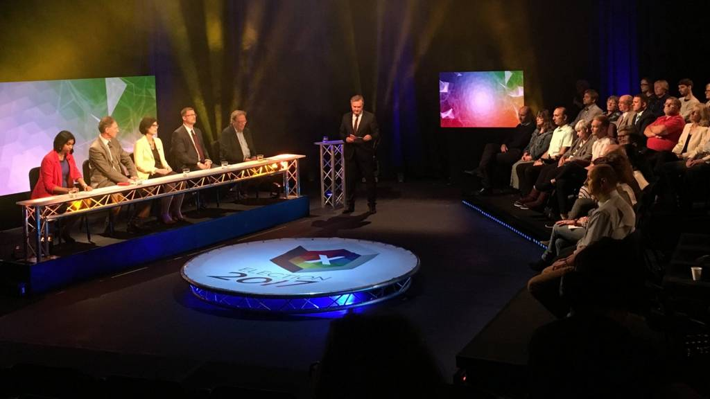 BBC South Election Debate 2017