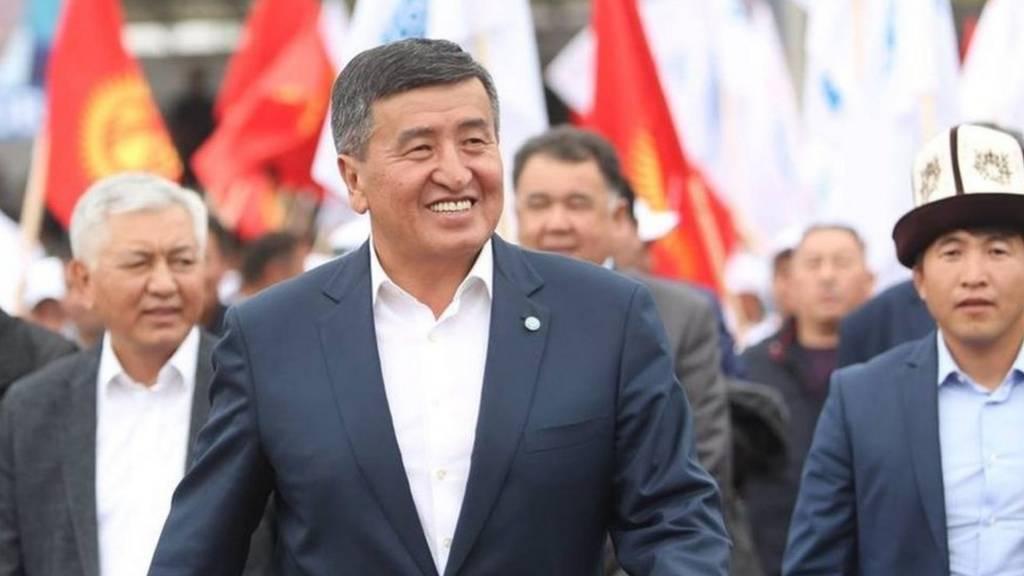 Жээнбеков