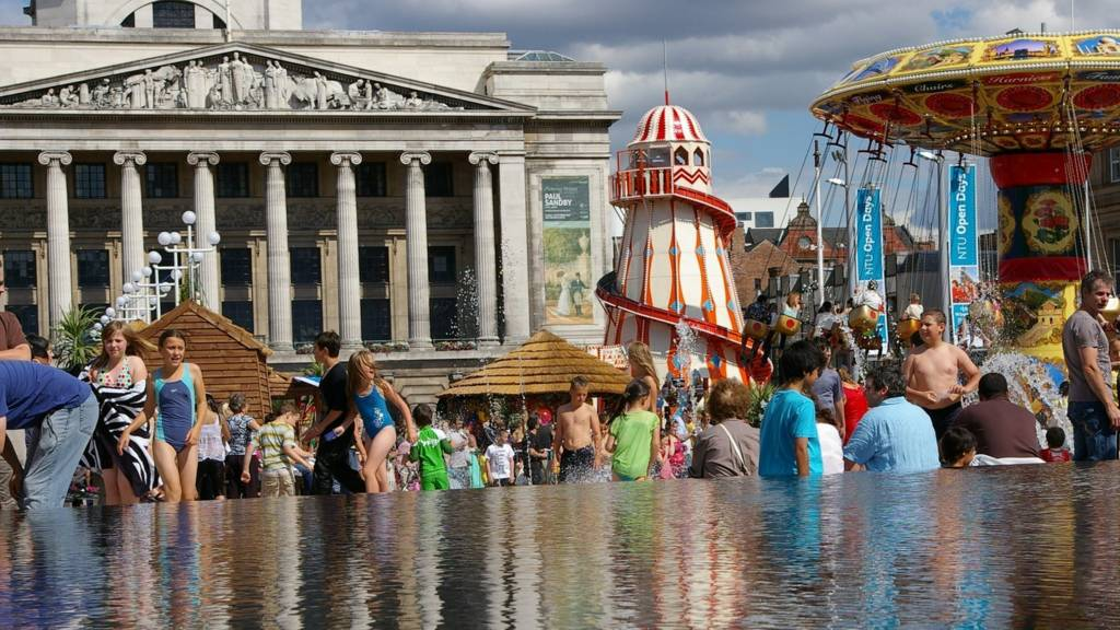 Market Square Riviera (2009)