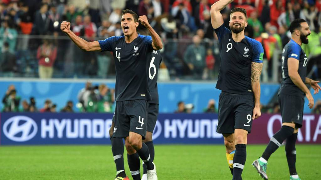 A Single Goal Sends France To The World Cup Final