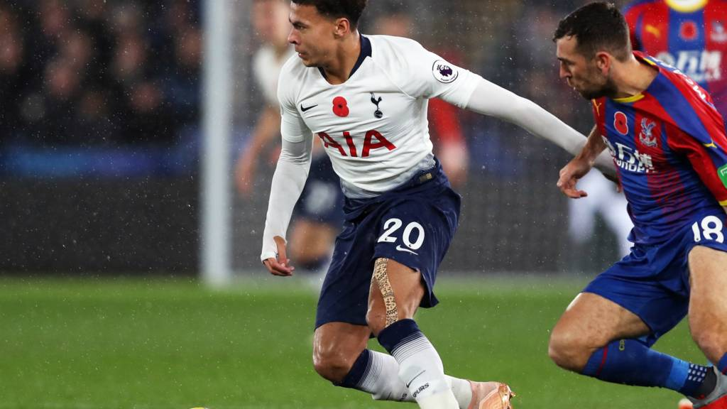 Alli and Pochettino sing Foyth's praises