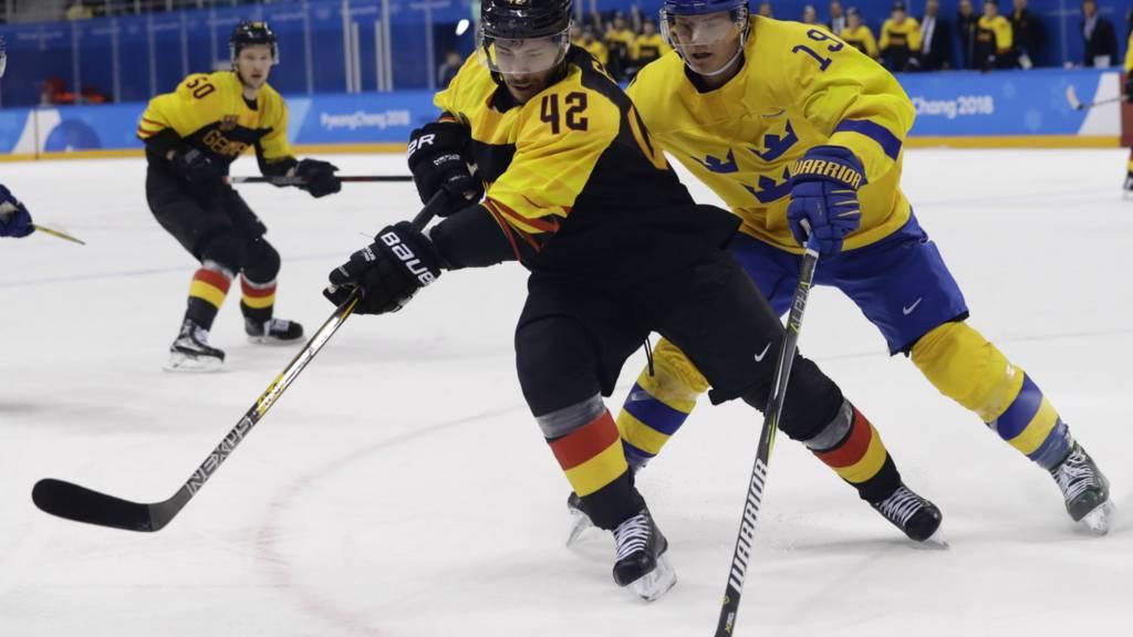 Germany v Sweden